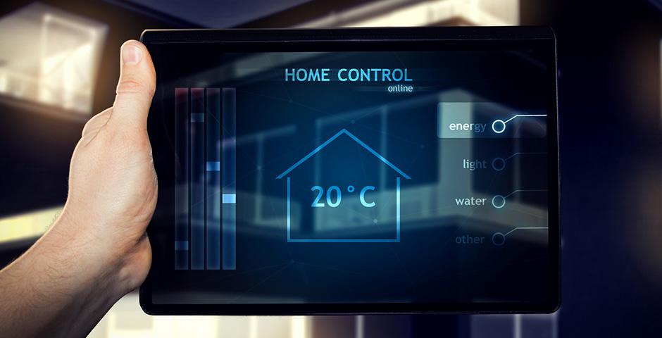 Vision BMS odAPA Group pozwala kontrolować wiele parametrów domu, wtym energię elektryczną.