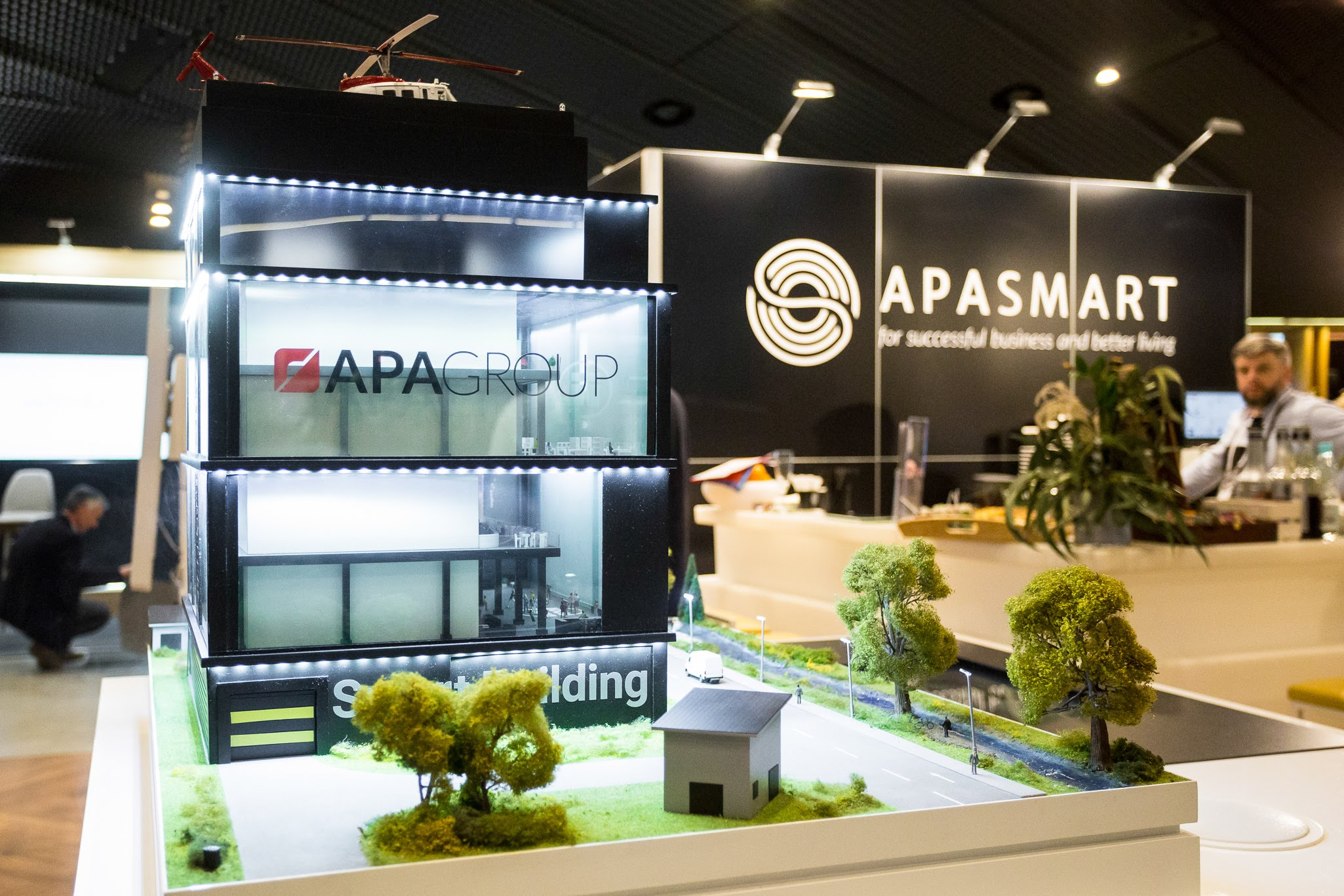 Apa Smart na 4 Design Days 2020