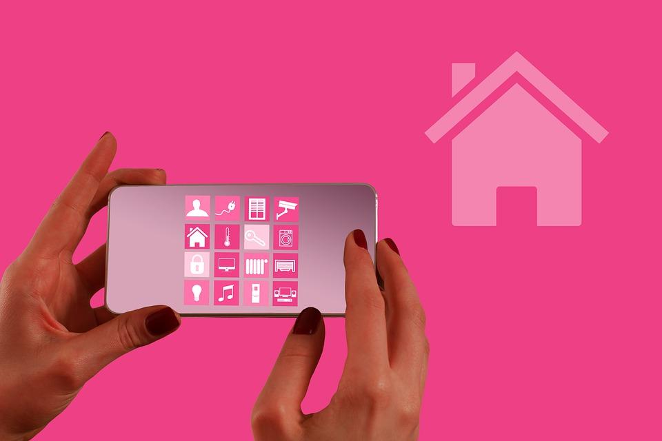 Steruj sprzętem zpoziomu smartfona